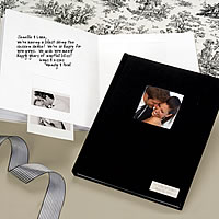 Instant Photo Guest Book